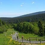 Wo kann man gut wandern im Harz