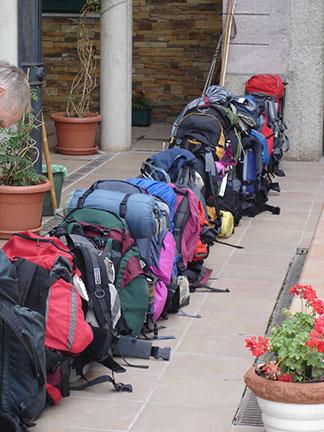 wanderausrüstung rucksack